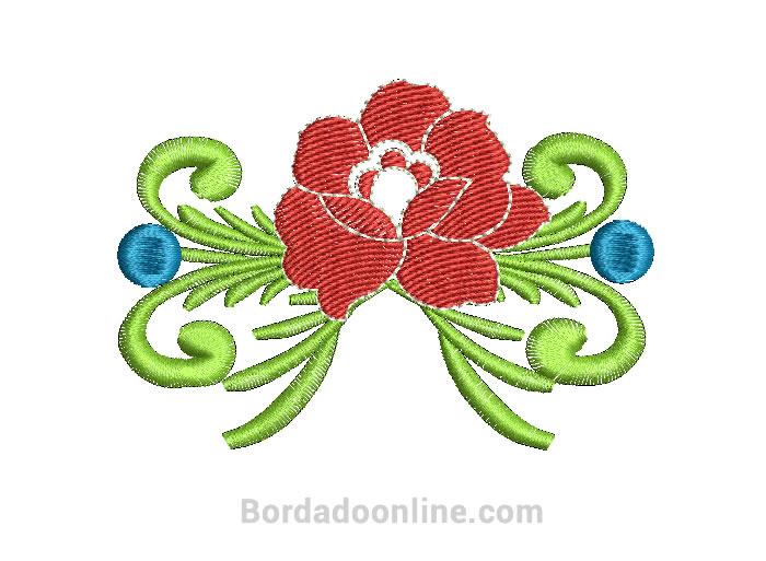 Disenos Bordado De Rosas Para Bordar En Maquina Disenos Bordados Y